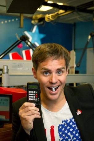 Peter Van de Veire breekt wereldrecord radiomaken
