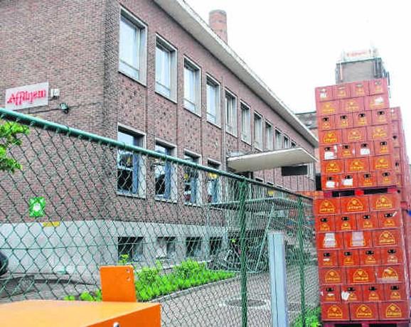 Affligem Brouwerij sluit bottelarij en magazijn