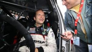 Juho Hanninen houdt Freddy Loix af in Rally van Ieper