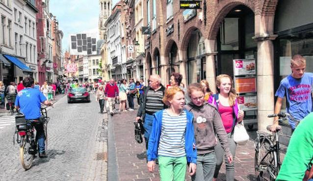 Brugge is beste stad van België om in te wonen
