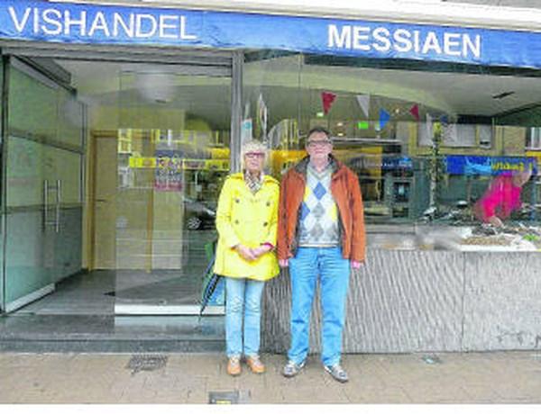 Vishandelfamilie Messiaen stopt ermee na 75 jaar