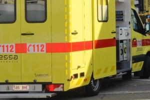 89-jarige voetgangster bezwijkt aan verwondingen