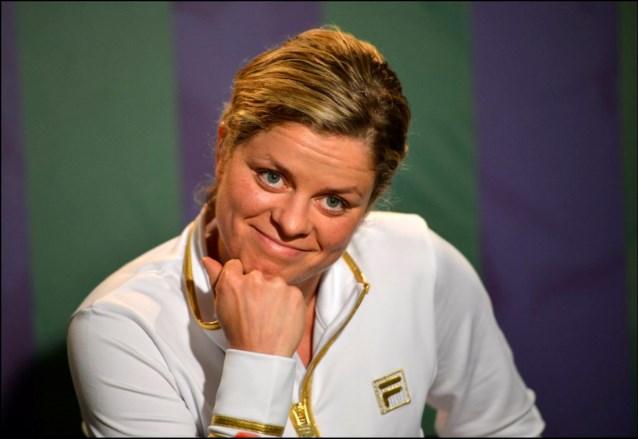 Kim Clijsters plant gezinsuitbreiding