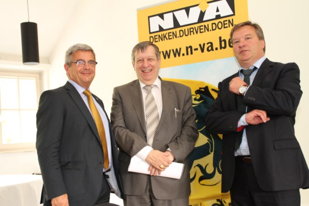 Herman Wijnants trekt N-VA-lijst in Westerlo