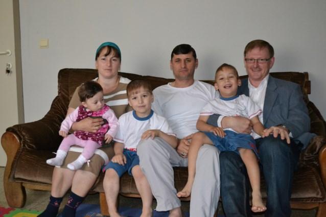 Tsjetsjeens gezin moet OCMW-woning verlaten
