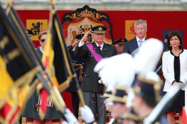 Dan toch geen GAS-boete voor tonen Vlaamse vlag