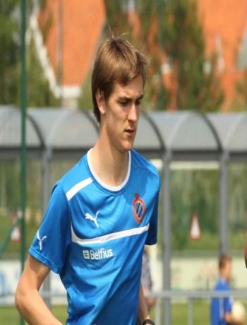 Björn Engels (18): 'Ryan Donk is mijn grote voorbeeld'