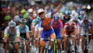 Theo Bos wint massasprint in Genk