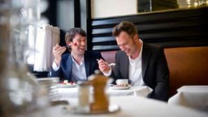 Freek Braeckman en Tomas De Soete geven zich bloot voor 'Café Corsari'