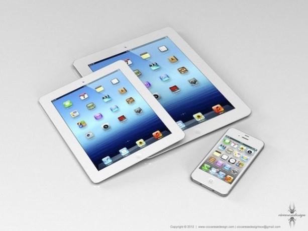 'Apple heeft 10 miljoen iPad mini's besteld'