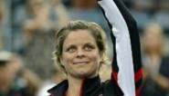 De laatste enkelpartij van Kim Clijsters