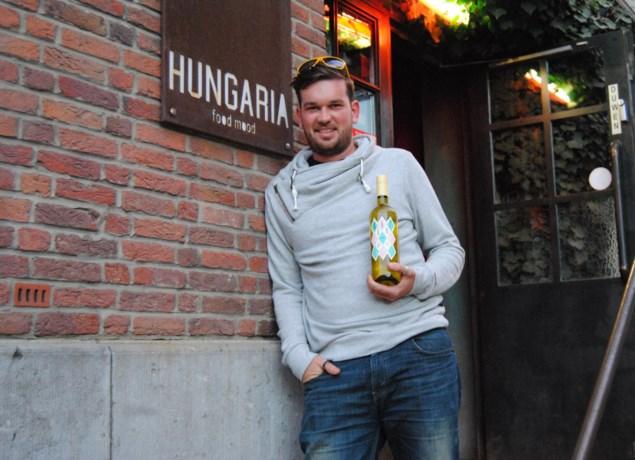 Hungaria wordt even wijntempel