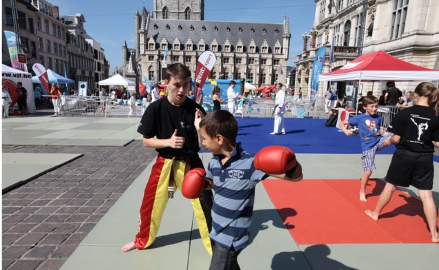 Genieten van Sportief Gent