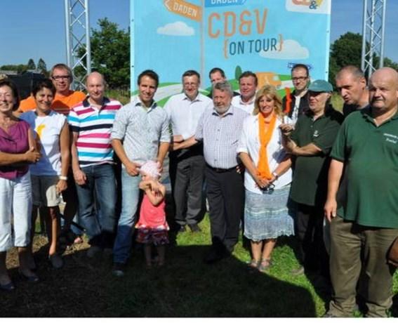 CD&V-award voor biologische groenten uit Ecoknollenhof