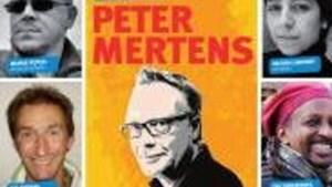 Bekende Antwerpenaars steunen Peter Mertens