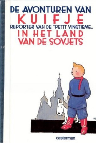 'Kuifje in het land van de Sovjets' verkocht voor 17.690 euro