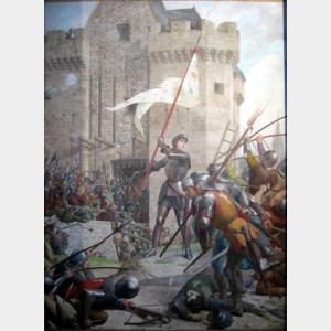 Jeanne d' Arc in het Aleydistheater (win duo-kaarten)