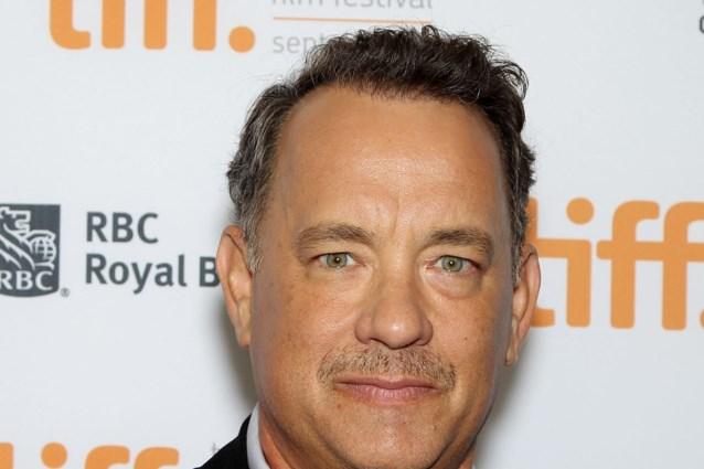 Tom Hanks maakt debuut op Broadway