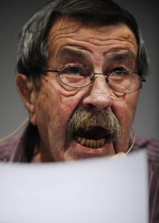 Nobelprijswinnaar Günter Grass Noemt Israël Ongecontroleerd
