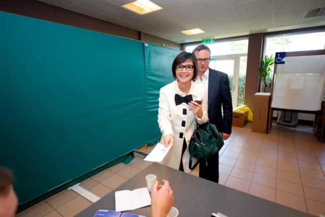 Burgemeester Claes verliest maar zou coalitiegesprekken voeren met CD&V