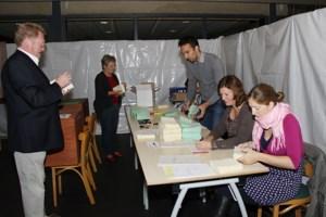 FOTO. Gemeenteraadsverkiezingen