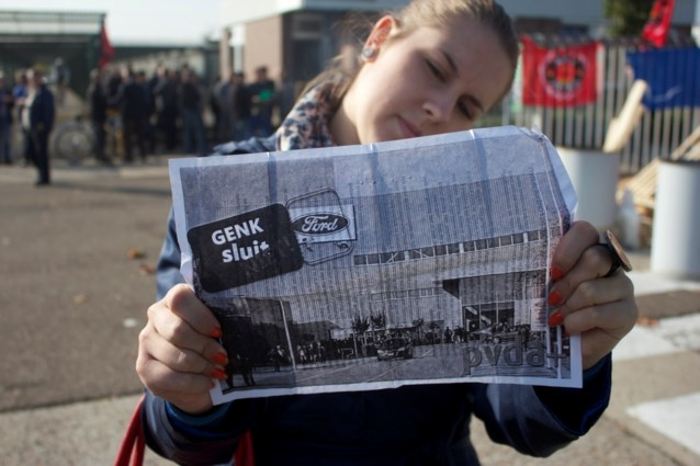 Sluiting Genkse Fordfabriek drama voor heel Limburg