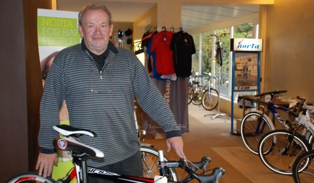 Laatste fietsenmaker gaat met pensioen