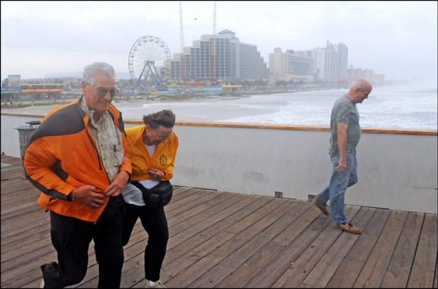 Noodtoestand in staat New York wegens komst van orkaan Sandy