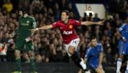 Negen Chelsea-spelers verliezen van Manchester United
