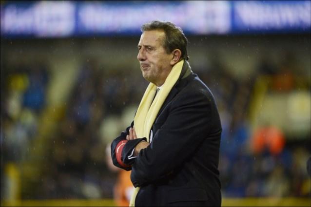Club Brugge ontkent ontslag Leekens