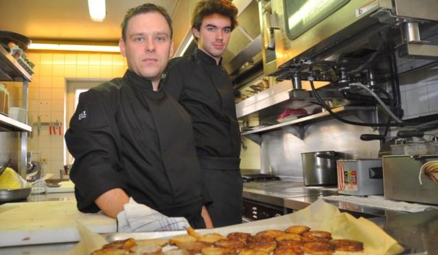 Yves Frans gaat voor Eerste Kok van België