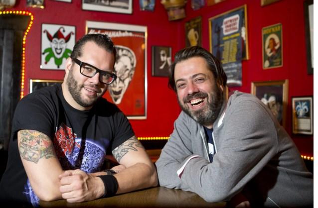 Topcomedians zakken af naar Antwerpse cafés