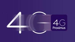 Proximus komt met 4G-aanbod