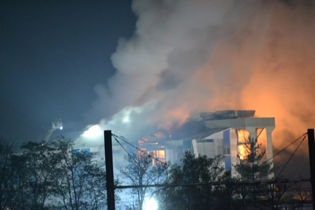 Brand in Seveso-fabriek in Lessen onder controle