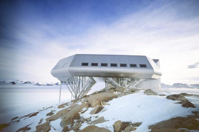 Prinses Elisabethbasis op Antarctica opnieuw bewoond