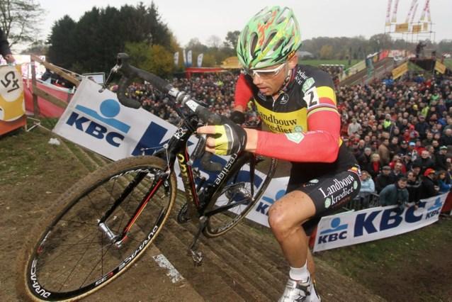 Sven Nys: 'Cipo werd ook op zijn 35ste wereldkampioen'