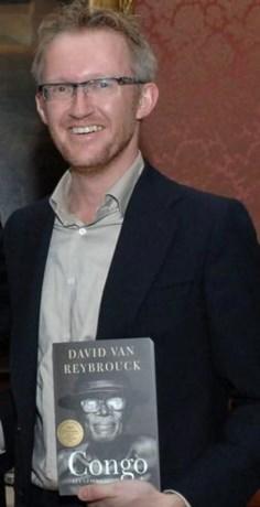 Boek David Van Reybrouck is internationaal succes