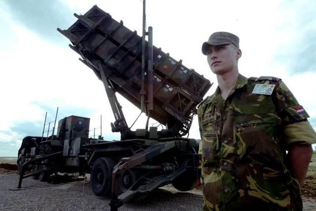 'Turkije wil Navo-raketten aan Syrische grens'