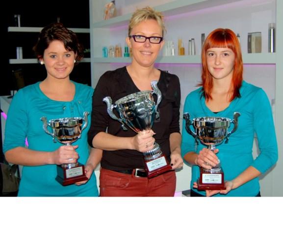 Coiffure Joëlle wint internationale prijzen