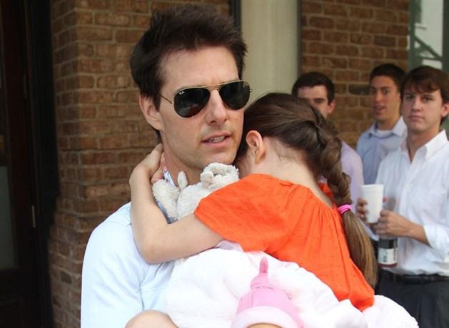 'Tom Cruise schenkt dochter peperdure villa'