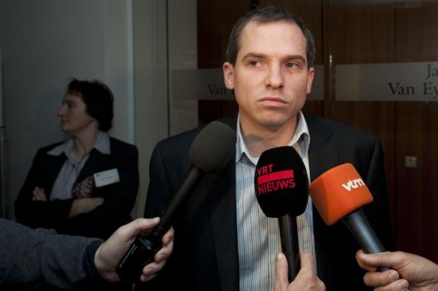 Matthias Diependaele (N-VA) nieuwe fractieleider in Vlaams Parlement