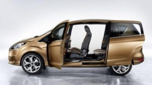 Ford B-Max en Skoda Superb Combi zijn VAB-Gezinswagen van 2013
