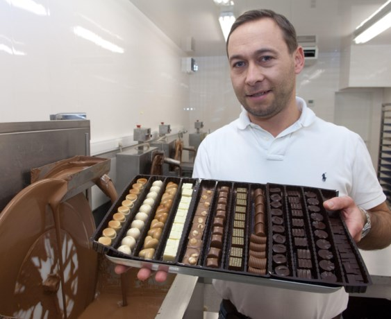 Brugse chocolatier maakt pralines met zoetmiddel
