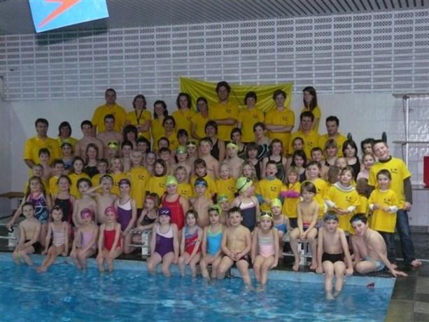 Zwemclub KORF uit de startblokken