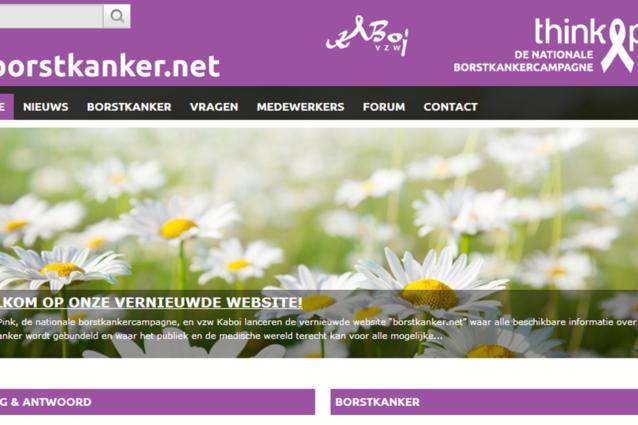 Vierduizend antwoorden over borstkanker op Borstkanker.net