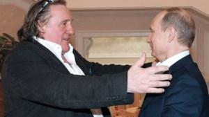 'Depardieu wil houten huis in de buurt van Moskou'
