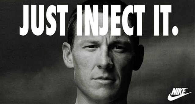 Twitter lacht met Lance Armstrong