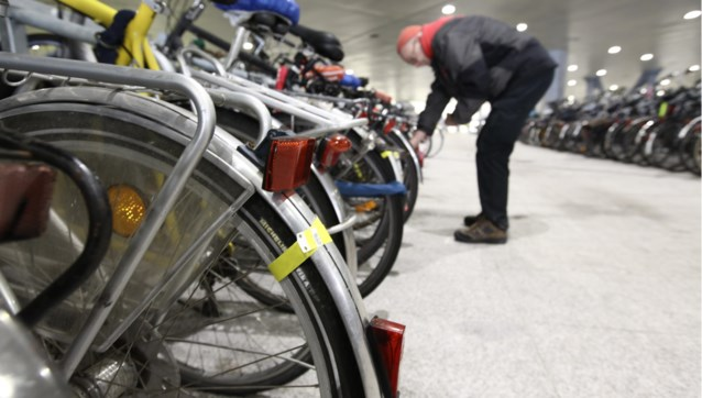 'Sint-Pietersstation is geen fietsdepot'