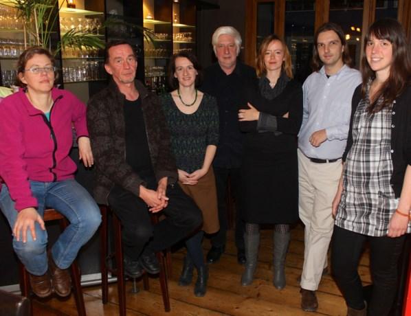 Literair Bontgenootschap viert gedichtendag met derde Literaturelure