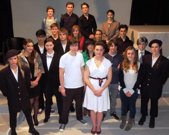 Atheneum stopt Hamlet in maatpak